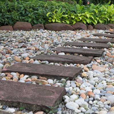 Stone-Mulch