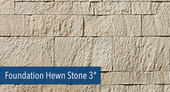 Foundation Hewn Stone 3