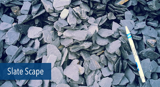 Slate Scape Stone