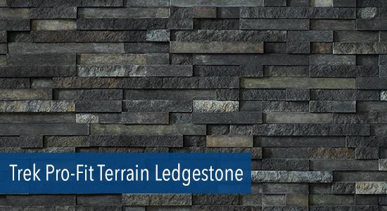 Trek Pro-Fit Terrain Ledgestone