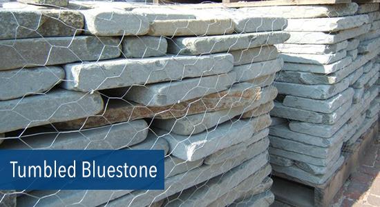 Tumbled Bluestone Flagstone